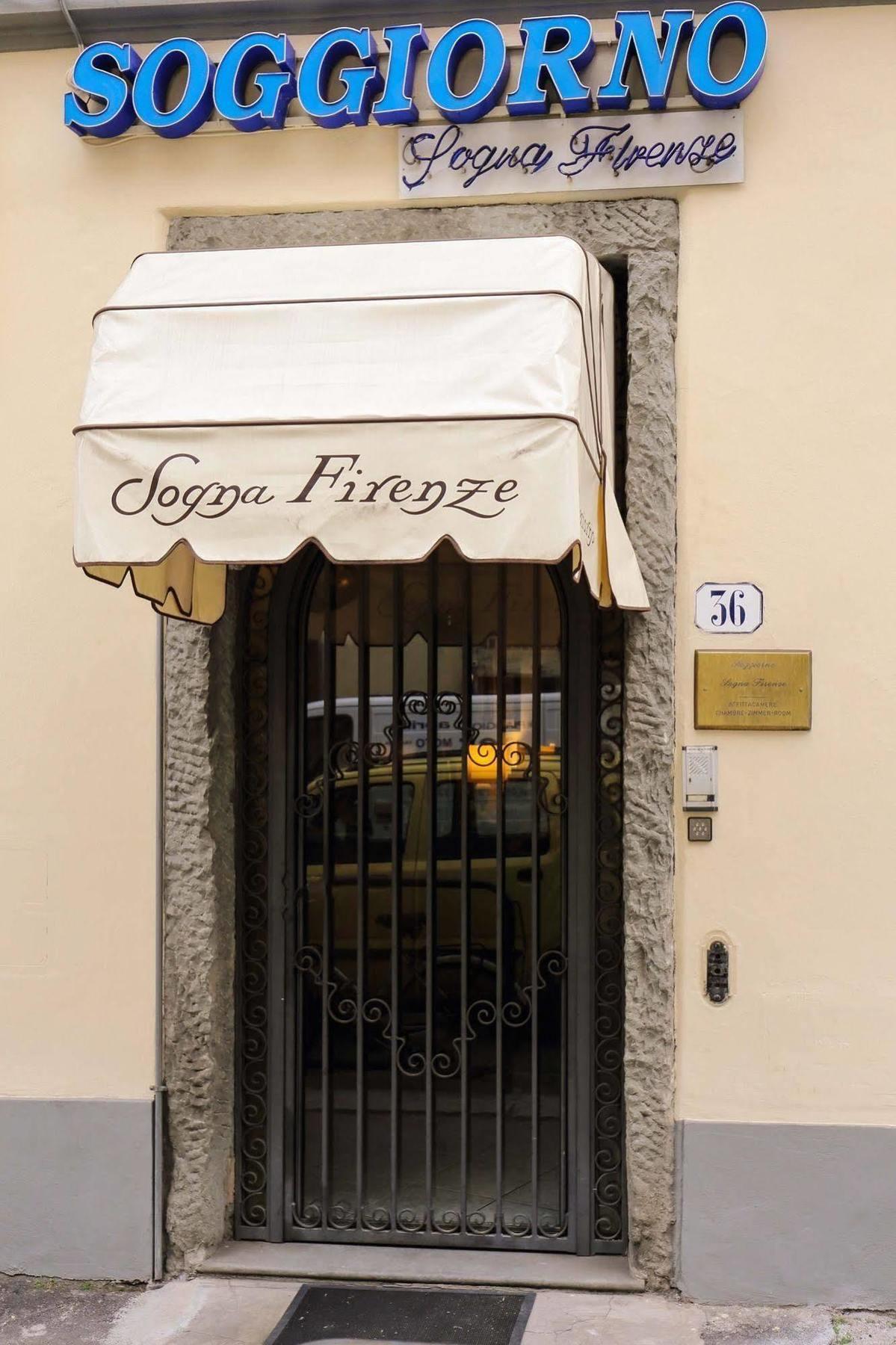 Soggiorno Sogna Firenze Florenz